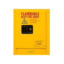 4 Gallon Flammable Storage with Manual Door, 36755