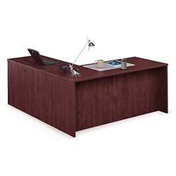 """Solutions L-Desk with Right Return - 66""""W, 10062"""