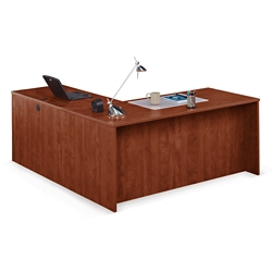 "Solutions L-Desk with Right Return - 66""W, 10062"