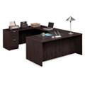 "Formation U-Desk with Fully Reversible Bridge - 71""W, 16151"