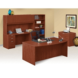 home office furniture sets | complete executive desk set at nbf