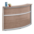 "Compass Reception Desk - 72""W x 30""D, 10139"