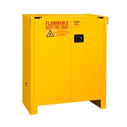 30 Gallon Flammable Storage with Self-Closing Door, 36760