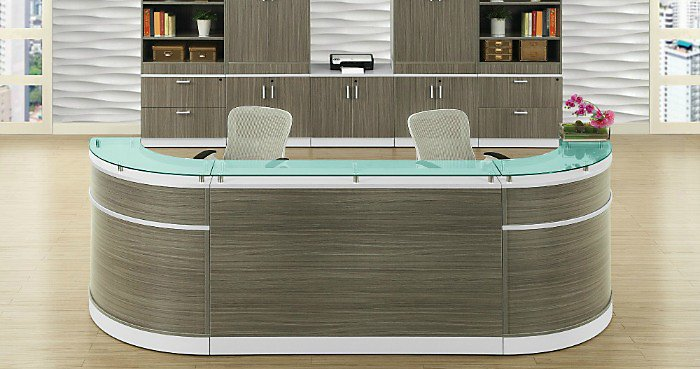 Guide to Reception Desks | NBF Blog