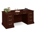 "Traditional Executive Desk - 66"" x 30"", 10609"