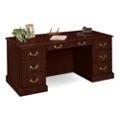 "Traditional Executive Desk - 66"" x 30"", 10609"