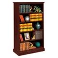 Traditional Five Shelf Bookcase, 10614