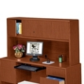 Hutch with Four Doors, 10854
