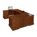 U Desk with Left Return, 10863