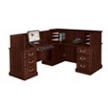 Reception L-Desk with Left Return, 10866