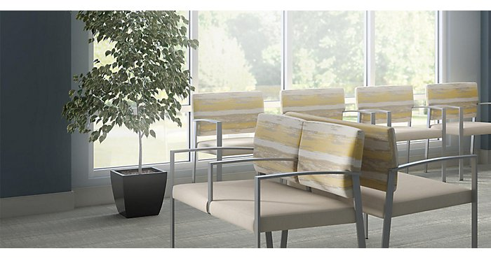 The Benefits of Providing Hip Chairs in Your Healthcare Waiting Room