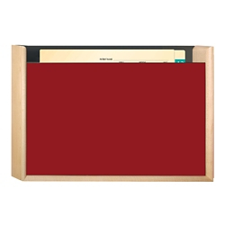 HIPAA-Compliant One Pocket X-ray Sized Chart Holder