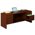 "Knee Space Credenza - 71""x24"", 13152"
