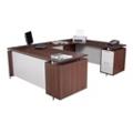 Flush-Top U Desk, 13181