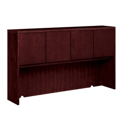 Fairbanks Four Door Hutch with Wood Doors, 13354