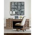 Double Pedestal Executive Desk and Chair Set, 14322