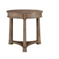 "Round Lamp Table - 28.5""DIA, 53063"