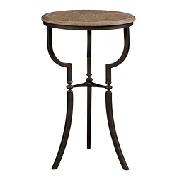 "Round Martini Table - 17.25""DIA, 53099"