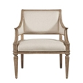 Fabric Accent Chair, 53106