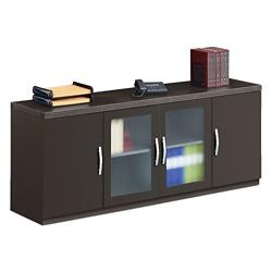 """Transcend Modern Storage Credenza - 72""""W, 14183"""