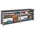 "Four Shelf Open Bookcase - 25""H, 11357"