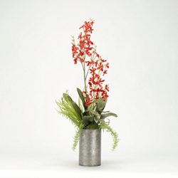 "Delphinium Orchids- 32""H, 92370"