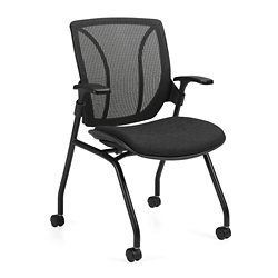 Mesh Back Nesting Chair, 57182