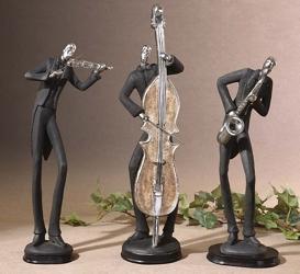 Set of 3 Musicians Accessories, 83144