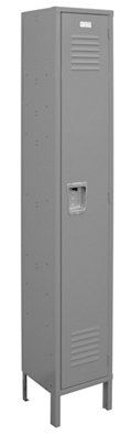 "Single Locker - 12""W x 18""D x 78""H, 36862"