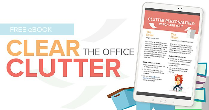 Clear the Office Clutter Free eBook Download