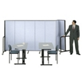 6' High Room Divider (7 Panels), 20217