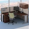L-Shaped Workstation, 20972