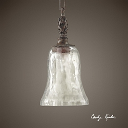 Single Glass Pendant Light, 86473