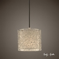 One Light Mini Drum Pendant, 82593