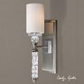 Glass Body Wall Light, 86512