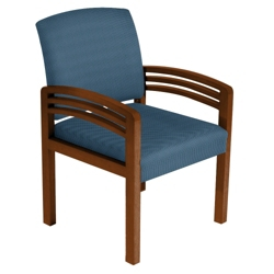 Trados Wood Frame Guest Chair, 25030