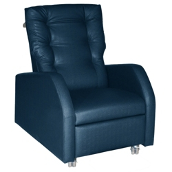 Hannah Mobile Patient Recliner with Pillow, 25048