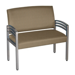 "Trados Metal Frame 30""W Bariatric Chair, 25069"