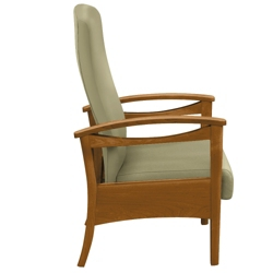 Motion-Back Patient Chair, 25103