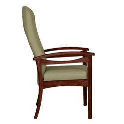 Motion-Back Patient Chair, 25108