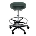 KI Medical Stool with Footrest, 25163