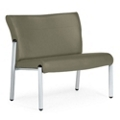 La Z Boy Gratzi Armless Bariatric Chair, 25179