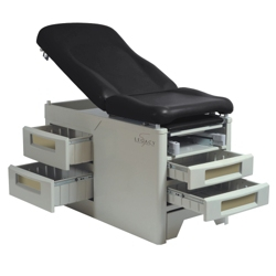 Exam Table with Front Step, 25191