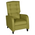 Haley Pillow Back Vinyl Patient Recliner with Trendelenburg, 25339