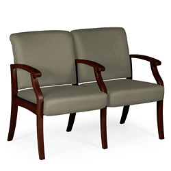 Florin Two-Seat Guest Chair, 25427