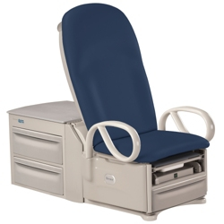 Access High-Low Exam Table with Pneumatic Back, 25434