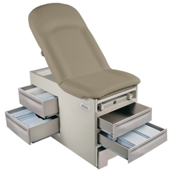 Access Exam Table with Pneumatic Back, 25436