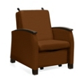 "Primacare 32""W Lounge/Sleeper Chair, 25479"