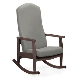 York High-Back Rocking Chair, 25487