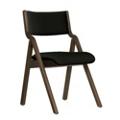 Janna Upholstered Folding Chair, 25488